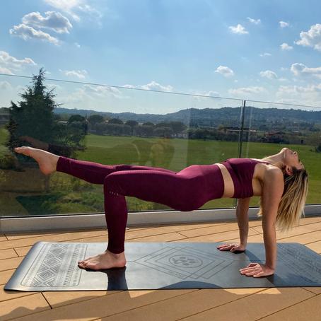 TAKE A BREATH: Thanks to Pilates