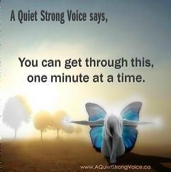 A Quiet Strong Voice Facebook