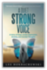 A Quiet Strong Voice Book