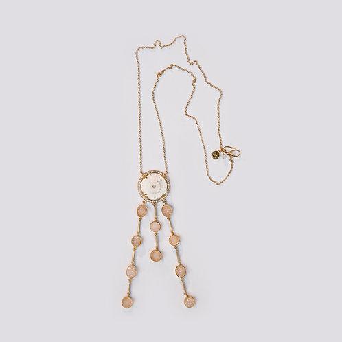 Dressy Druzy Necklace
