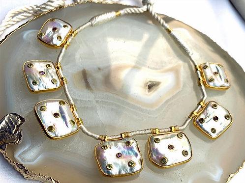 Artisanal handmade necklace