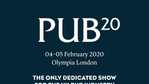 Freepour Attending PUB 20 UK 04-05 February 2020 Olympia London