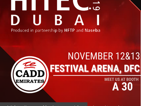 HI TECH DUBAI 2019