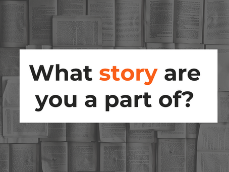 What story are you a part of?