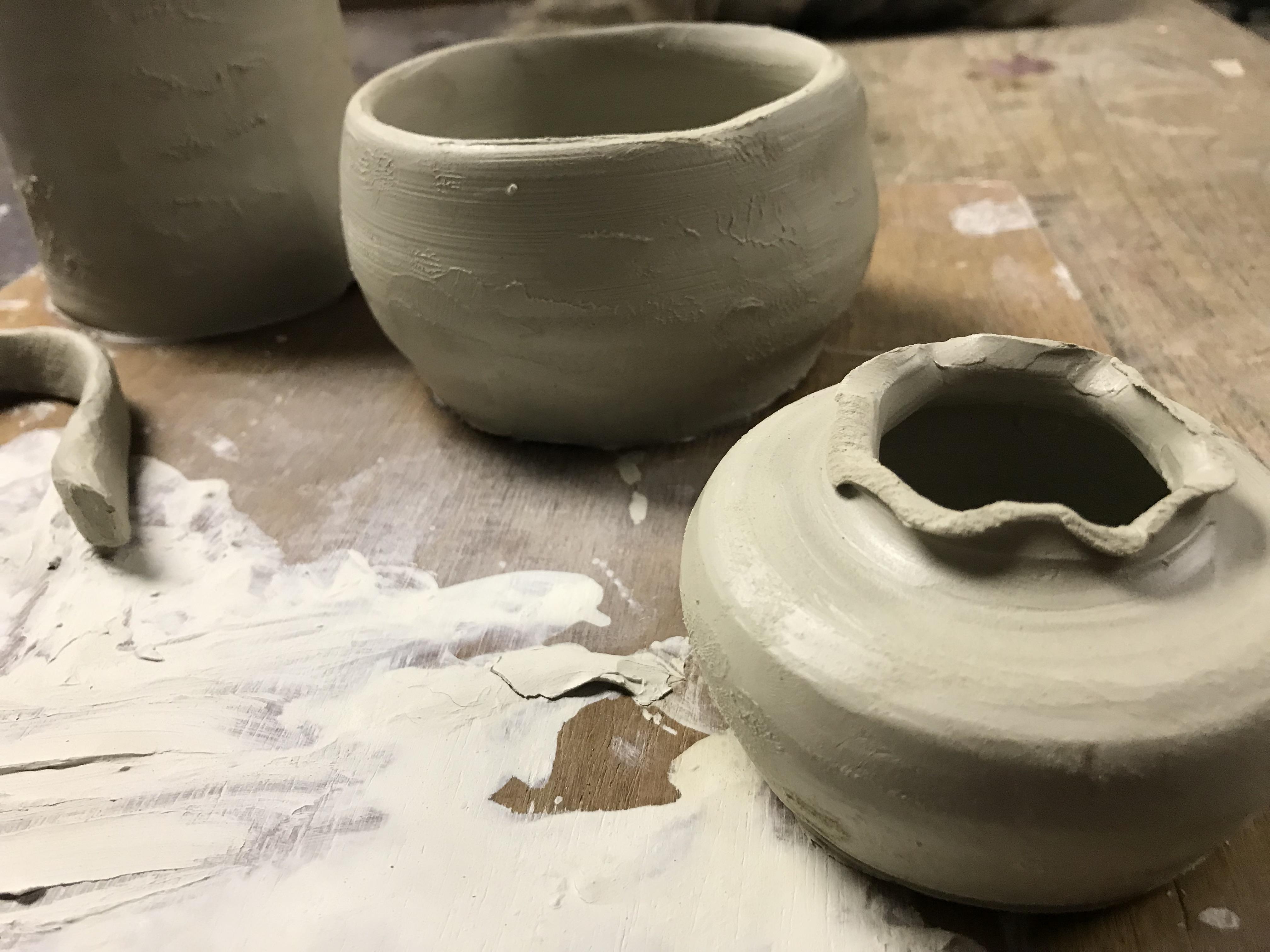 Pottery by Ali