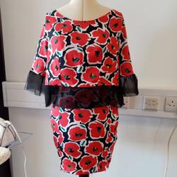 Fabric & Fashion design by AimeeVictoria