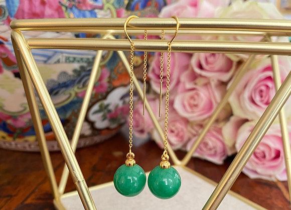 Malaysian Jade Threader