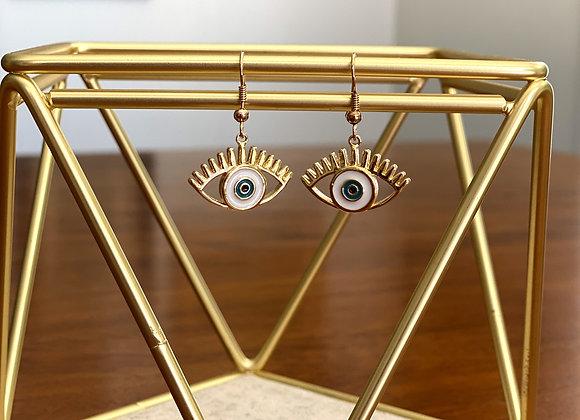 Green Evil Eye