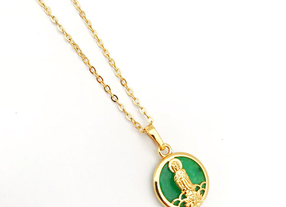 Quan Yin Compassion Necklace
