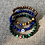 Thumbnail: Tiger's Eye Evil Eye Bracelet