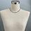 Thumbnail: Evil Eye Rainbow Necklace