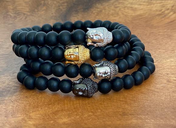 Resting Buddha Bracelet