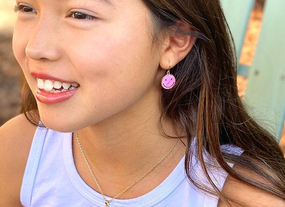 Happy Face Earrings