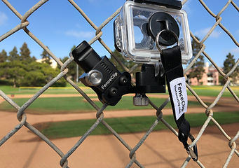 gopro camera film baseball