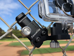 Backstop Camera Mount