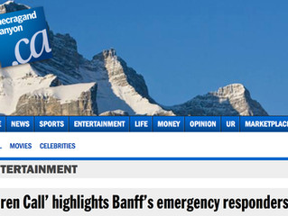 Siren Call Highlights Banff's Emergency Responders, Banff Crag and Canyon