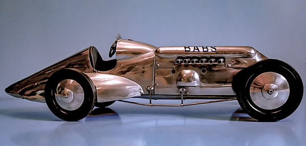 John Parry-Thomas Babs Model