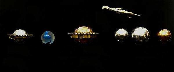 Foxcovert Planetary-Alignment-Orrery