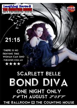 Bond Poster A3