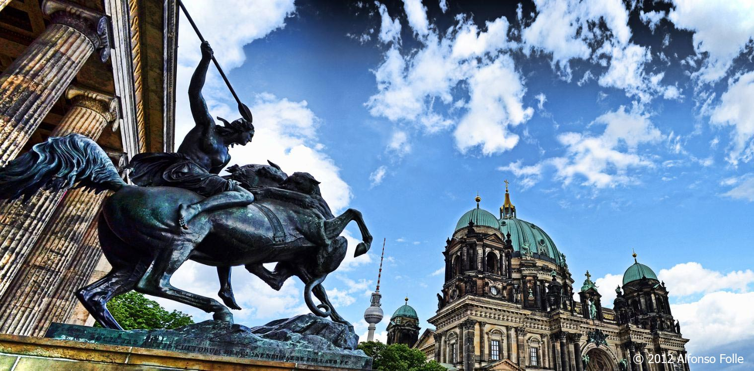 Berlin - Lots of History there
