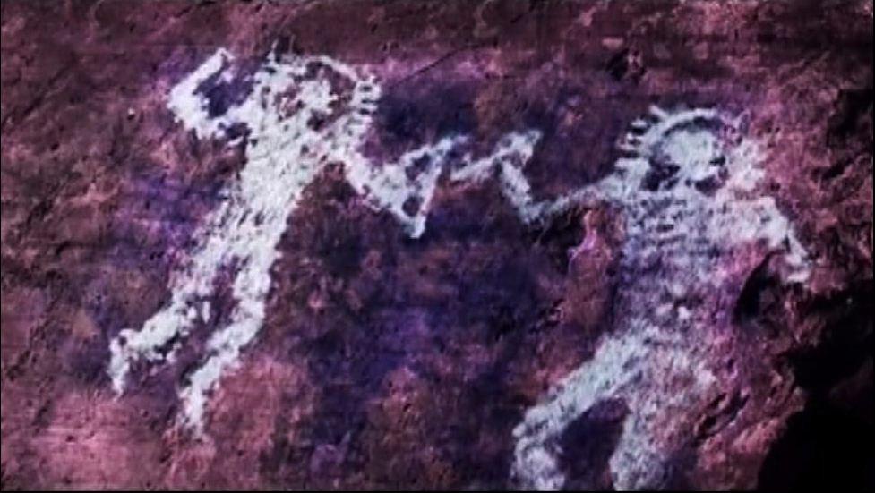 Astronauts 12.000 years ago?