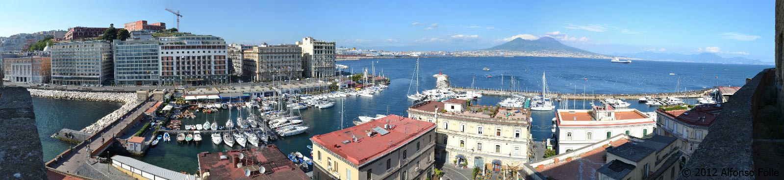 Napoli, home.