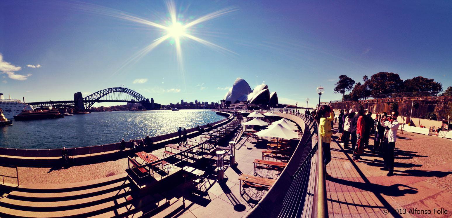 Panorama of Sydney