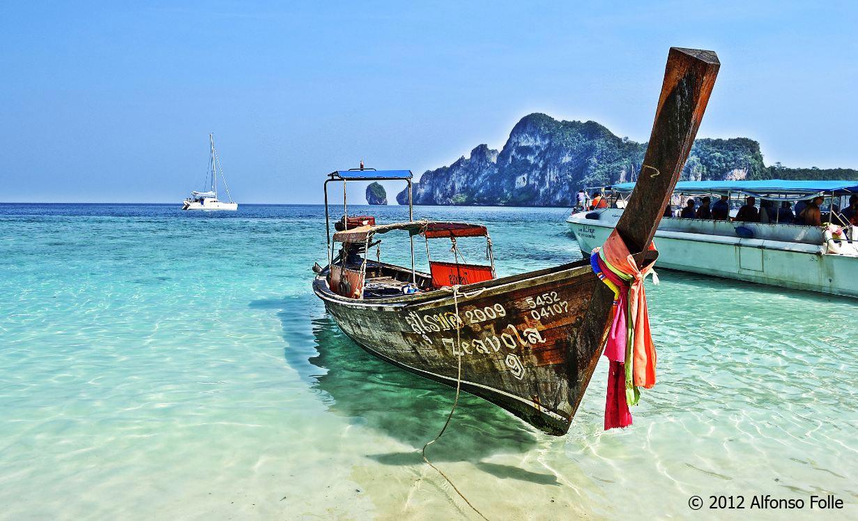 Sunny day in Puket - Thailand