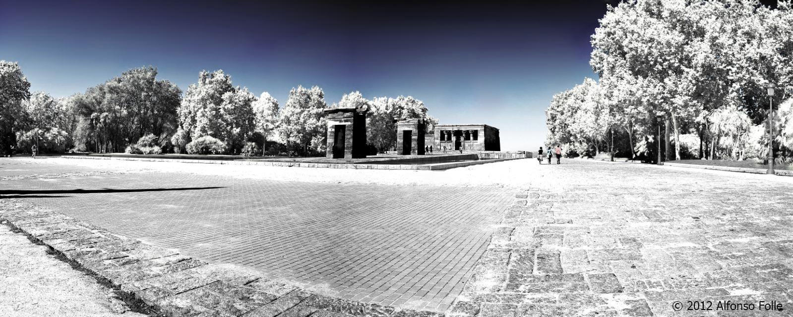 Debod Temple - Madrid