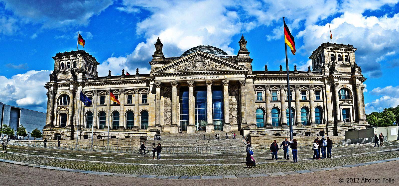 Reichstagsgebäude - Berlin