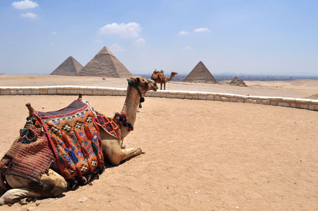 Journey to the Pyramids (S.v.H)