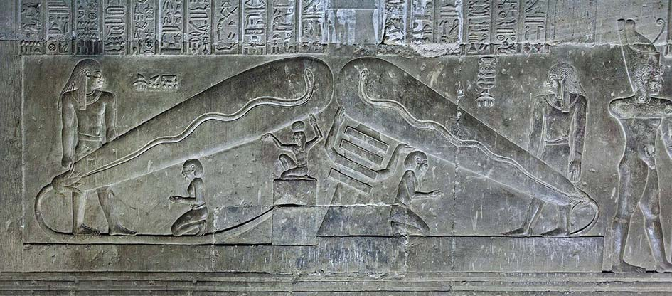 Dendera: ancient technology?
