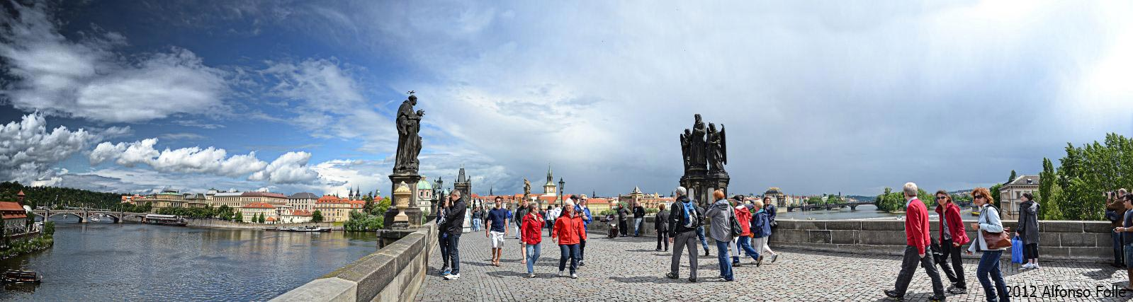Karlův most - Prague