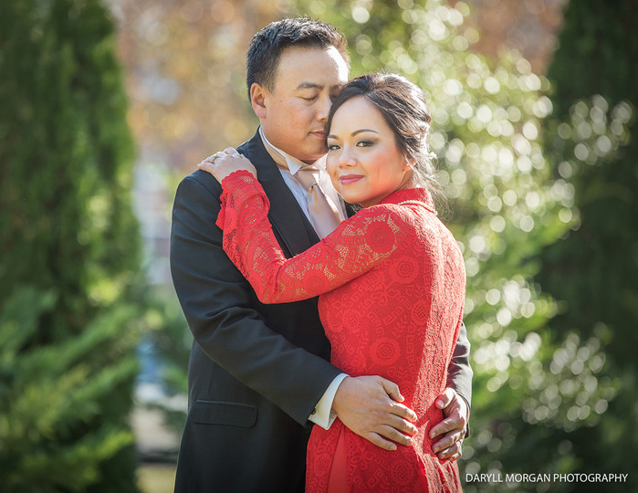 Mike and Linh's Wedding