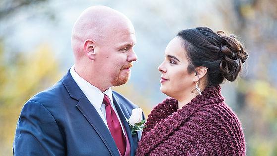Chauntey & Jason Wedding - Daryll Morgan