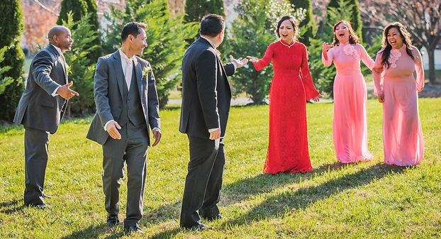 Richmond Wedding