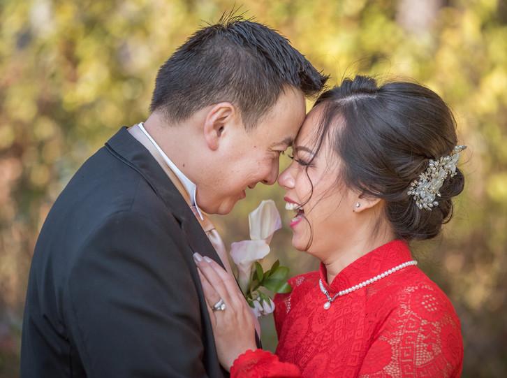 Mike and Linh Wedding - Daryll Morgan Ph