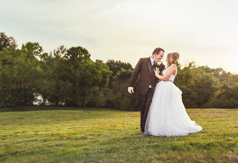 Kathy & Phil Wedding - Daryll Morgan Pho