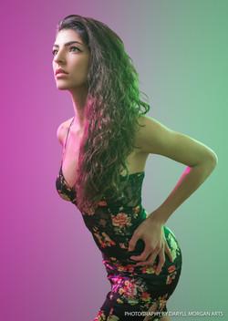 Fashion Portraits - Daryll Morgan Arts-13