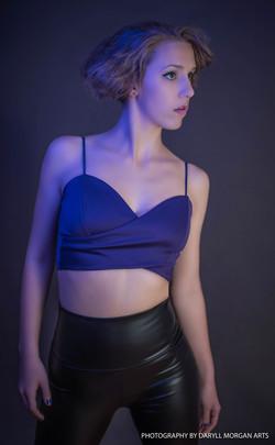 Fashion Portraits - Daryll Morgan Arts-2