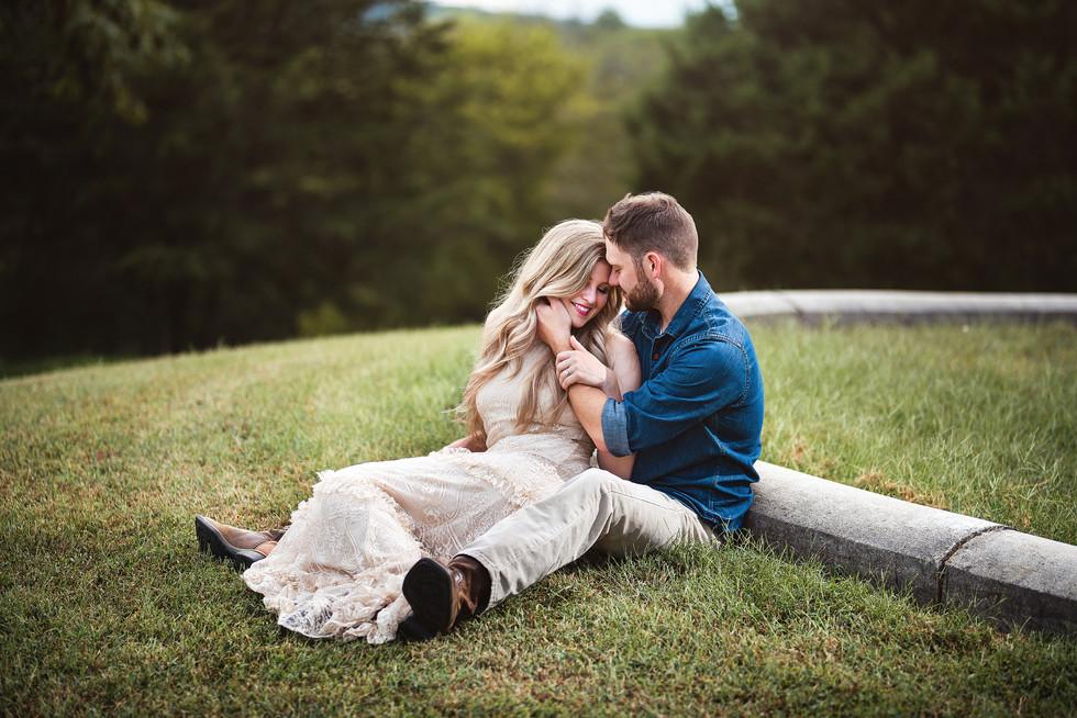 Amanda & CJ Engagement - Daryll Morgan P