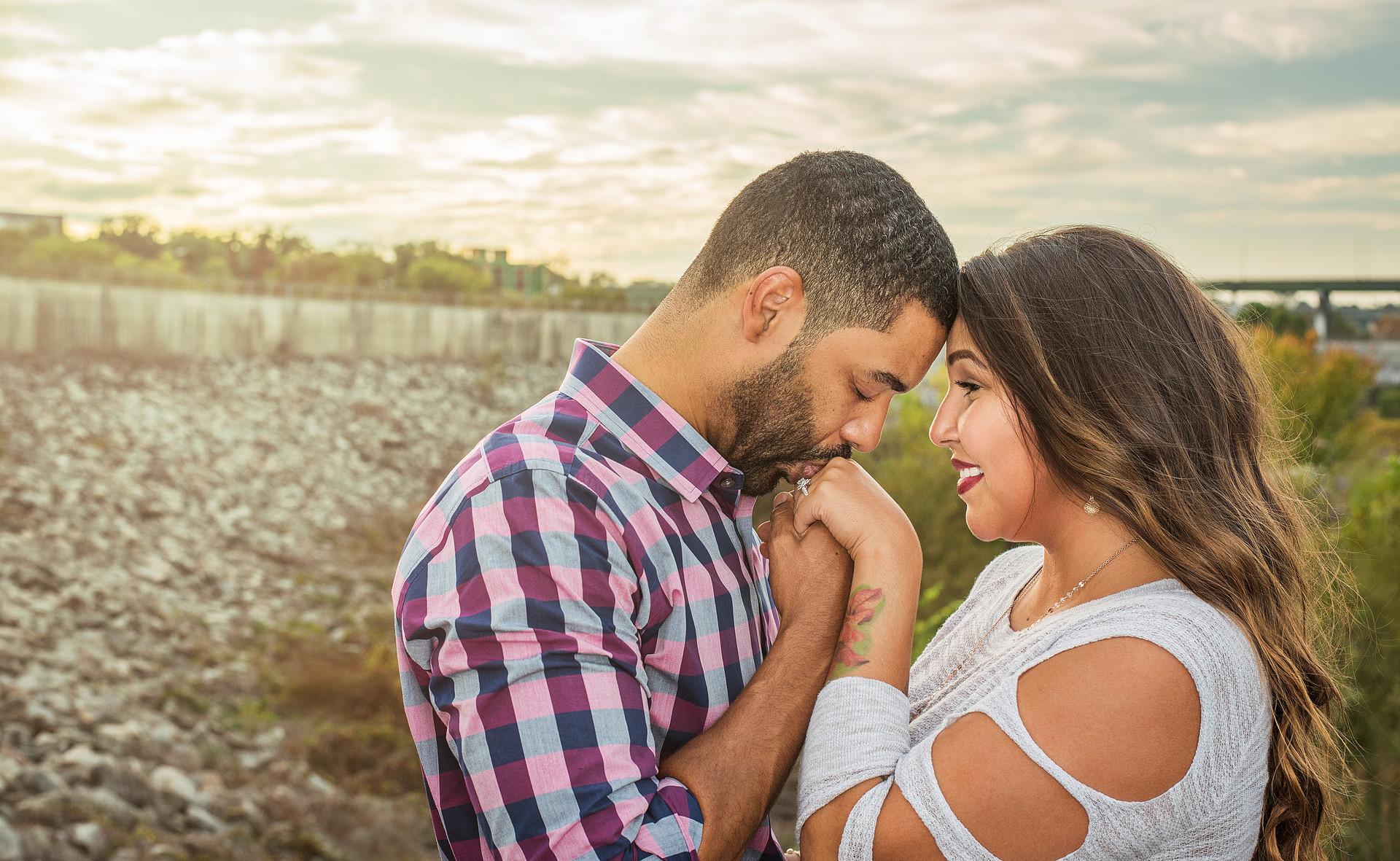 Mike and Karina Engagement 2 - Daryll Mo