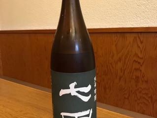 今月のお酒!|純米吟醸  「七田」