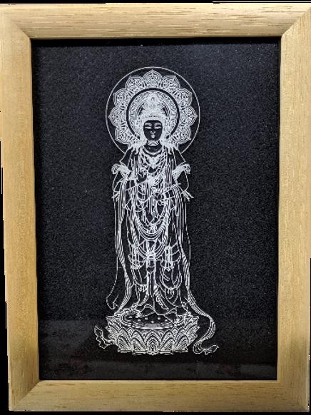 観音菩薩像|卓上・壁掛け用
