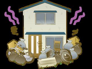 ゴミ屋敷の片付け|大阪府吹田市