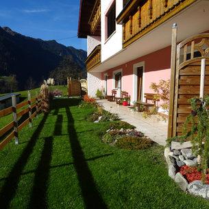 Terrasse Haus Irene