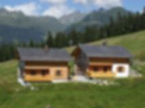 Ferienhütten Berginz, Garfrescha