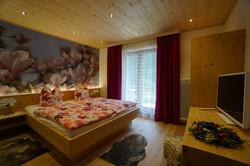 Doppelbettzimmer mit Dusche/WC