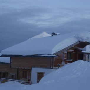 Ferienhütten Berginz