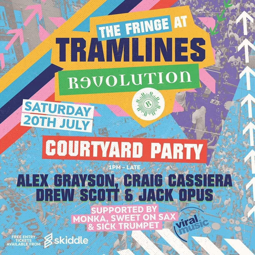 Tramlines Festival, Sheffield